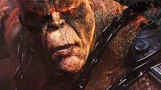 GOD OF WAR Gods vs Titans (God of War Series) All Titan Scenes