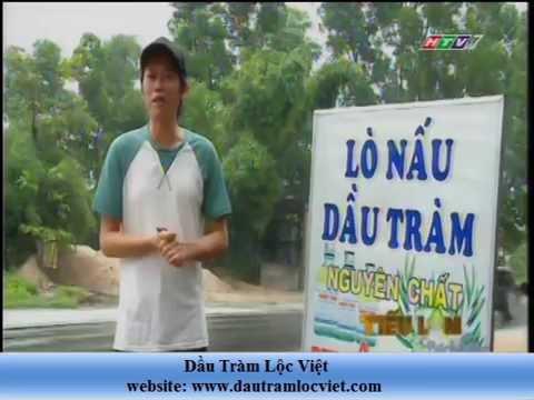 Dầu tràm Lộc Thủy, Huế - Thương hiệu Lộc Việt