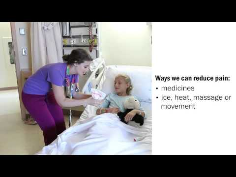 Pain Management at SickKids from YouTube · Duration:  2 minutes 50 seconds
