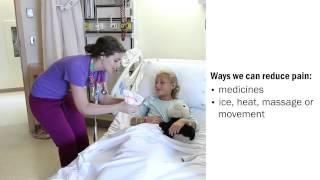 Pain Management at SickKids
