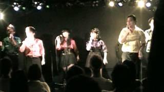 2012年9月8日 SHIBUYA RICK 「a cappella night +」 演奏曲はLeann Rime...