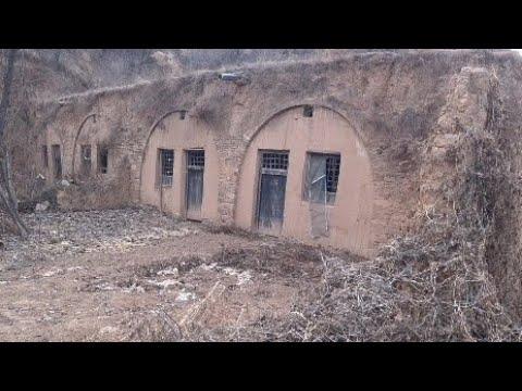 Гобаожоу | Яодуны | Как живут в пещерах в китае | Китайская деревня