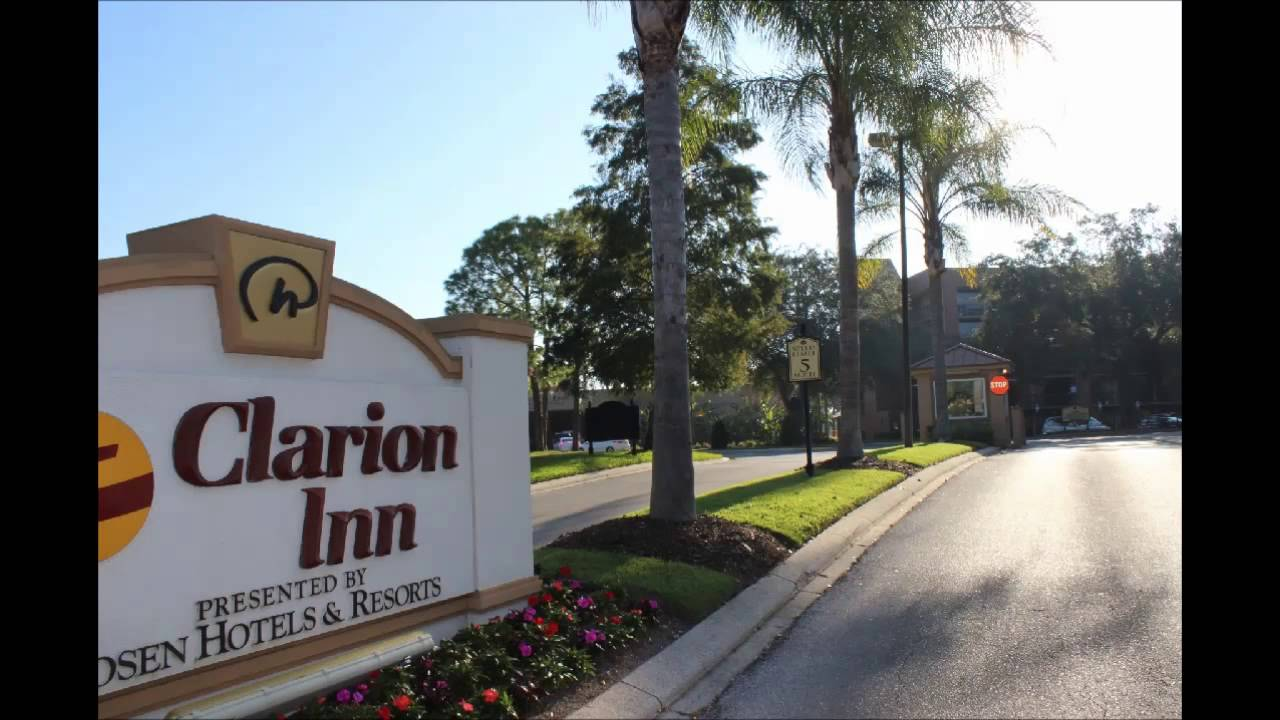 Clarion Hotel In Buena Vista Florida