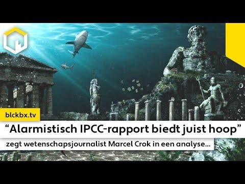 """""""Alarmistisch IPCC-rapport biedt juist hoop"""" zegt wetenschapsjournalist Marcel Crok in een analyse."""