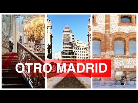 Otro Madrid. Madrid Río, Museo Cerralbo y Gran Vía de Madrid.
