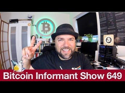 #649 Bitcoin 100k In 2019, Digitaler E-Euro  & Craig Wright Zeugenaussage Vor Gericht