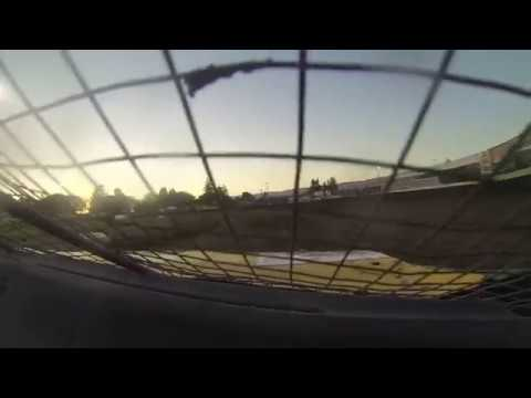 Ocean Speedway 4 Bangers 7/7/17 Ryan Muller 2nd Place