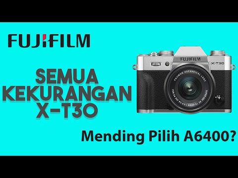 Kekurangan Fujifilm X-T30, Mending Pilih Sony A6400? 8 bulan review pemakaian