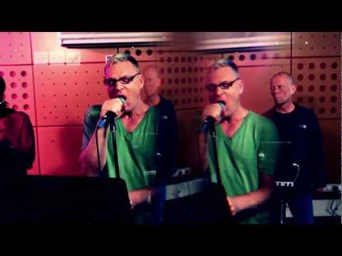 ERASURE - Be With You [Rehearsal Video]: This video, of Erasure performing 'Be With You', was filmed in London during rehearsals for the band's 2011 tour in support of their Frankmusik produced 'Tomorrow's World' album, which was released in October 2011. 
