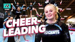 Flik flak og blå mærker, Lotus er cheerleader! | Ultra Nyt