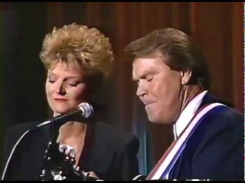 Glen Campbell & Debby Campbell Sing