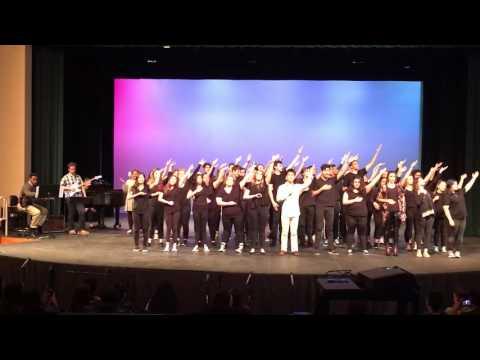 Bohemian Rhapsody cover by high school choir.