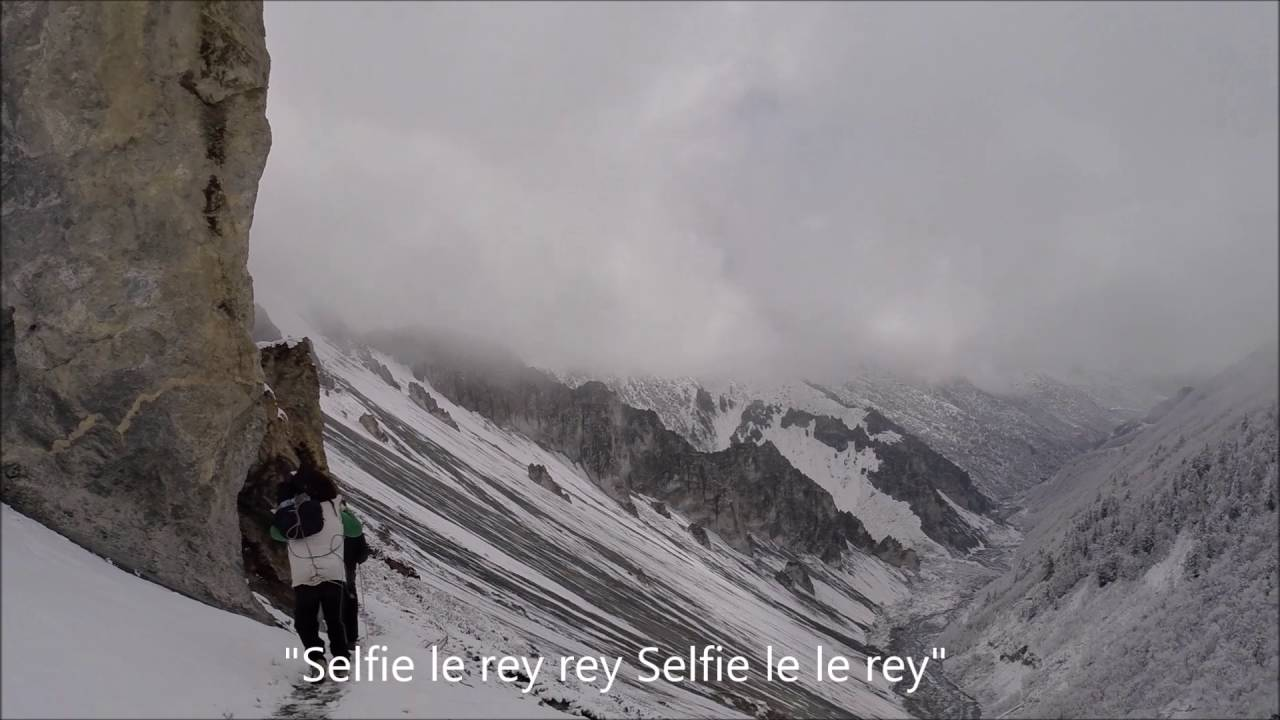 Download Trekking to Thorong-la Pass & Tilicho Lake (A short documentary)