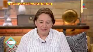 Laura Núñez: las despedidas de José José, las Saras, Sergio Mayer y más  | De Primera Mano