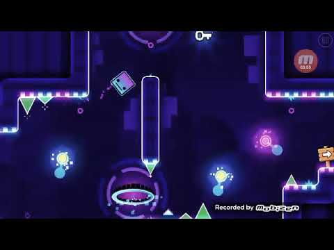DECENT(isane) By:SYLNTNYT{3 Coins} [Geometry Dash 2.11]