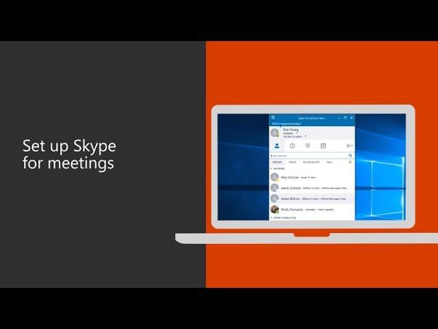 Skype cure za Skype for