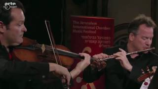 EMMANUEL PAHUD | Reger: Serenade for flute, violin and viola