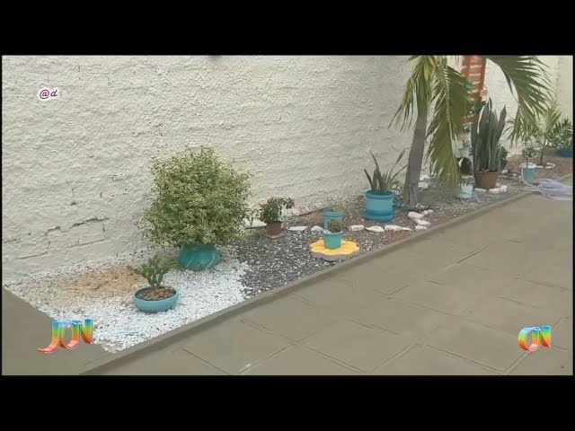 Seja Criativ@ - Vai nos ensinar a criar um jardim simples