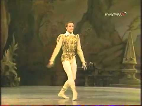 ANTHONY DOWELL SOLO FROM SWAN LAKE 1 ACT
