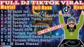 Dj - Viral Full Album Paling Enak    Tiktok Viral Slow Remix Full Bass Terbaru 2021