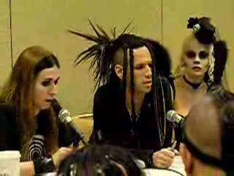 dragoncon 2007 gothic sound and vision panel