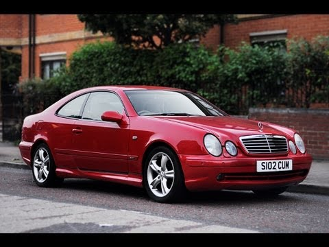 1998 mercedes clk 320 sport amg start up exhaust in. Black Bedroom Furniture Sets. Home Design Ideas