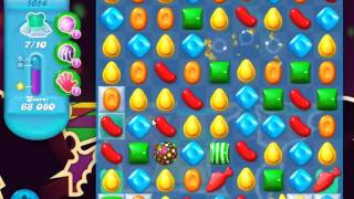 Candy Crush Soda Saga Level 1614 - NO BOOSTERS