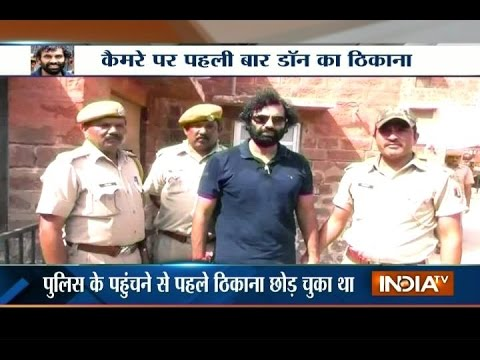 Most Wanted Gangster Anandpal's Secret Centre Found Near Churu's Rajasthan