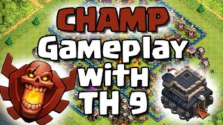 CHAMPION LIGA GAMEPLAY TH9 /// Let's Play mit Lichtle /// Clash of Clans /// German/Deutsch HD