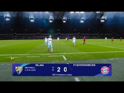 eFootball PES 2021 SEASON UPDATE CL final vs Bayern first half |