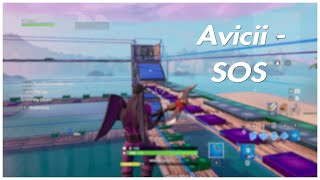 Avicii - SOS ft. Aloe Blacc (Fortnite Music Blocks Cover)