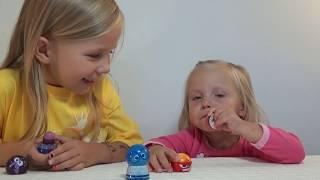 Николь и  Алиса распаковывают игрушки Головоломка (на русском языке) inside out(Канал моей сестры Алисы http://www.youtube.com/channel/UCVbPnm-qCjH-8Yl1-k4BQkA Спасибо, что смотрите мой канал. Подписывайтесь..., 2015-08-25T09:01:23.000Z)