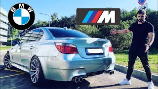 2005 BMW M5 APŽVALGA  | KIEK KAINUOJA IŠLAIKYTI M5