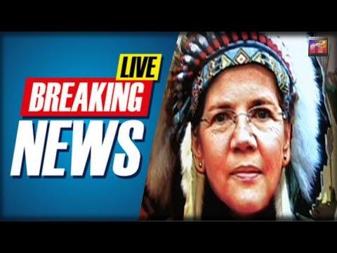 BREAKING: Elizabeth Warren Makes HUGE Announcement about her 'Indian' DNA and 2020