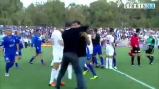 אלימות בספורט בישראל