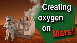 Learn how astronauts will make Oxygen on Mars! The Case for Mars 24