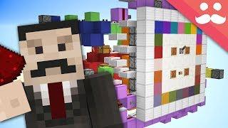 FANCIEST Combo Lock in Minecraft [1 HOUR CHALLENGE!]