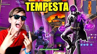 DEATHRUN ERTYEZ CON SKIN TEMPESTA DE FORTNITE