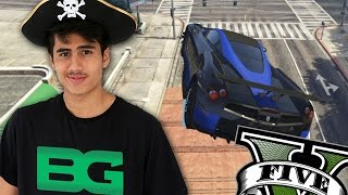GTA 5 - A VOLTA DO BRUNO GAMEPLAY! DE XF??