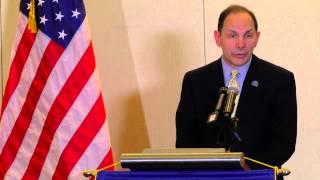 VA Secretary McDonald addresses the American Legion