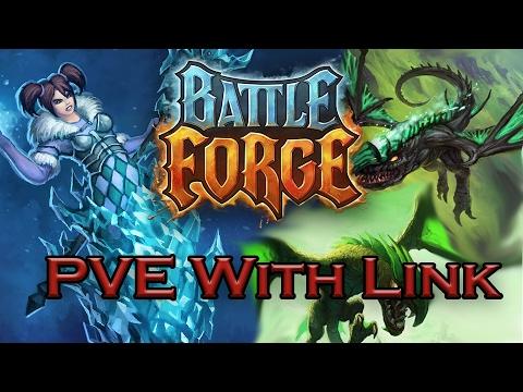 BattleForge - PvE with MrXLink