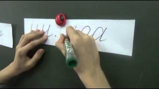 Урок русского языка  в 4  классе  ЧШ