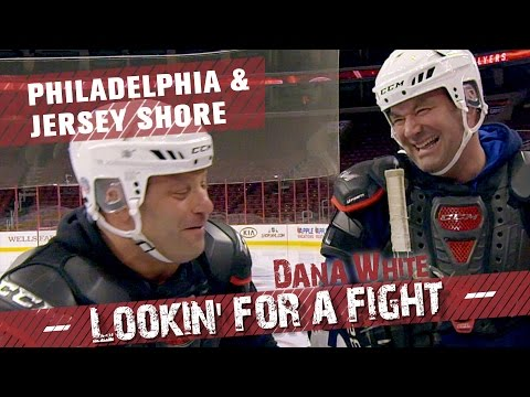 Dana White: Lookin' For A Fight – Philadelphia & Jersey Shore