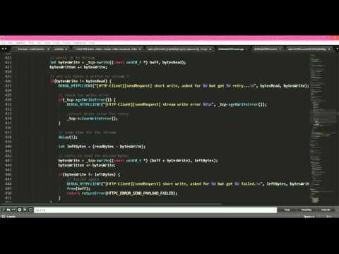 ESP8266 Tutorial การแก้ไข Library และใช้งาน HTTPS (Facebook Login)
