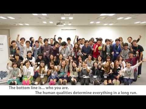 ASHOKA JAPAN The 5th We are the Change