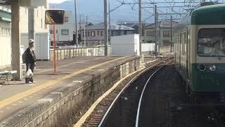 前面展望動画 伊豆箱根鉄道駿豆線 三島→大場