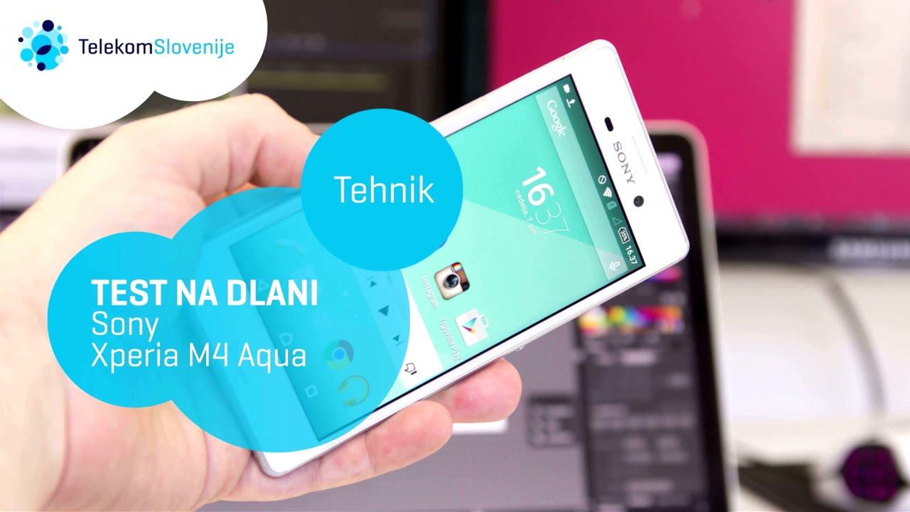 Test: Sony Xperia M4 Aqua