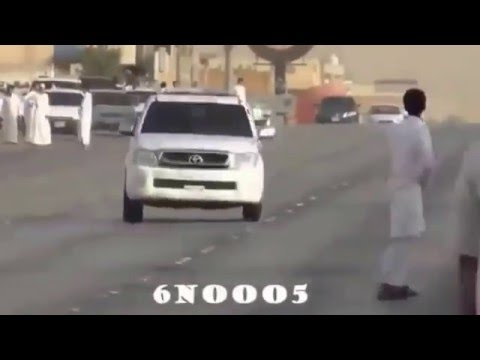 CRAZY Arab Drifting FAILs on Public Roads ...