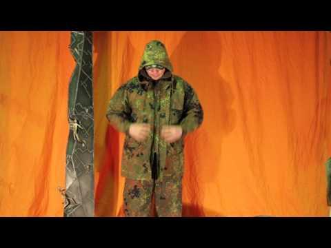 видео: Мембранный костюм бундесвера