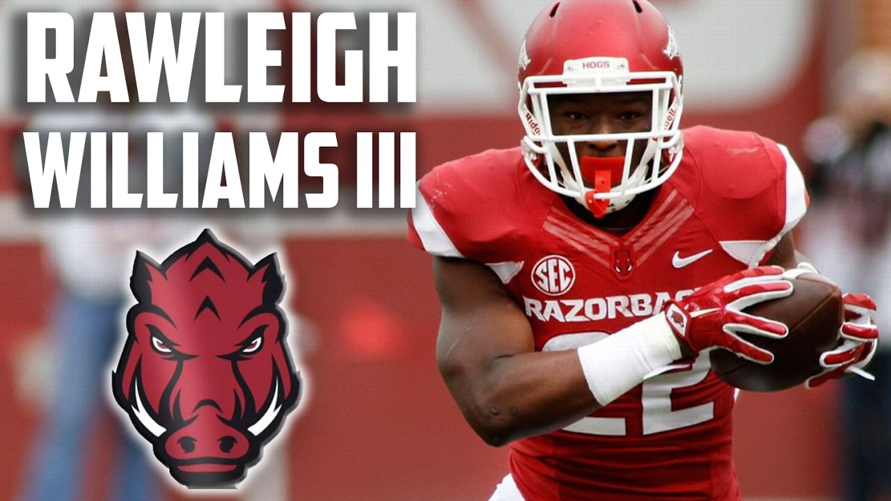 Arkansas RB Rawleigh Williams gives up football after second neck injury